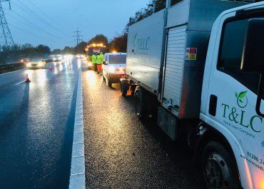 Roadside Emergency Work